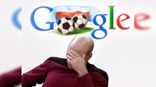 Google confunde los colores de la bandera rusa