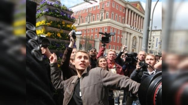 Se planean marchas del Orgullo Gay en Moscú, San Petersburgo y Minsk