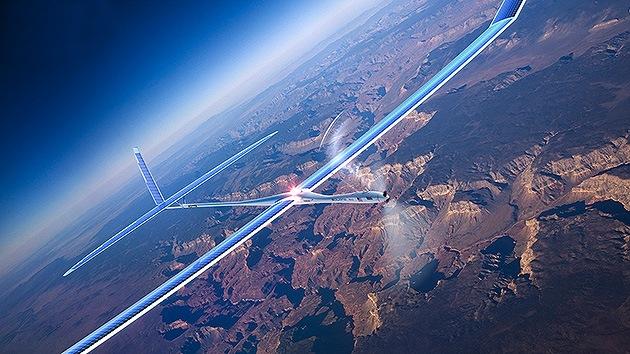 Fotos: Desarrollan en EE.UU. un 'drone' con baterías solares capaz de volar 5 años
