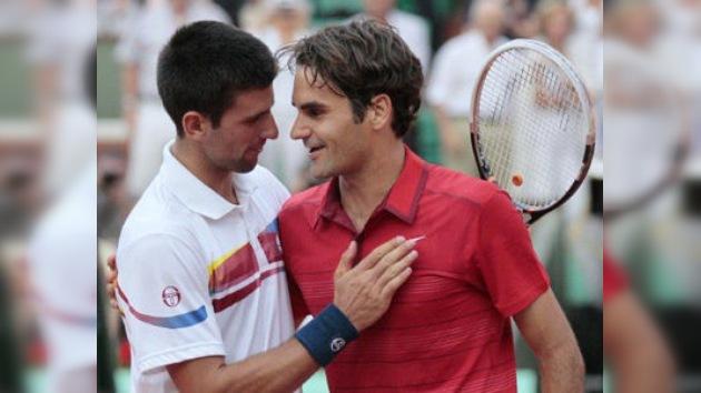 Federer y Nadal protagonizarán su cuarta final de Roland Garros