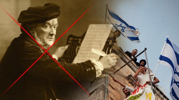 Israel no quiere oír a Wagner
