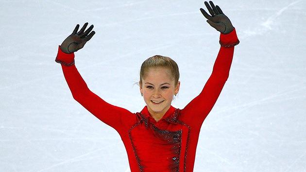 Sochi: 7 curiosidades sobre Yulia Lipnítskaya, la campeona rusa de 15 años