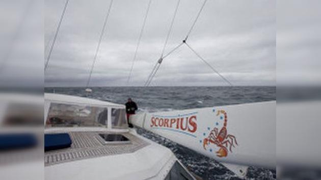 Desaparece en la Antártida un yate que realiza la vuelta al mundo