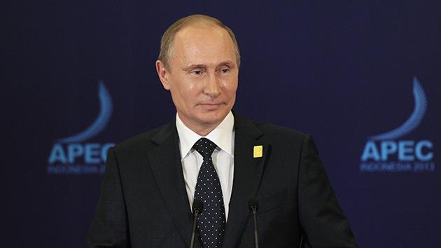 """""""Rusia vuelve al primer nivel del escenario mundial"""""""