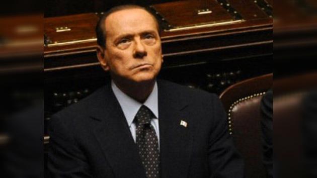 Berlusconi dimitirá en cuanto el Parlamento apruebe el plan de ajuste de la UE