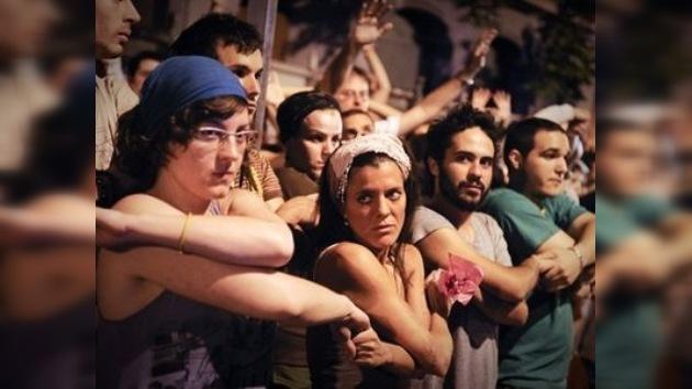 Democracia Real Ya planea convocar una manifestación mundial para el 15 de octubre