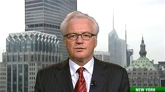 """El representante ruso ante la ONU a RT: la """"retórica humanitaria"""" de EE.UU. es un timo"""