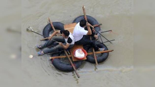Deslizamientos de tierras en China dejan decenas de víctimas mortales