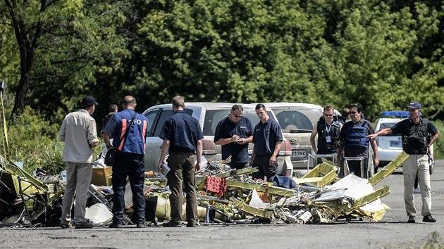 Caso MH17: Australia envía una misión armada a Ucrania