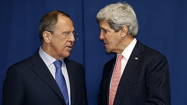 Lavrov insta a Kerry a respetar los derechos de los habitantes de Crimea