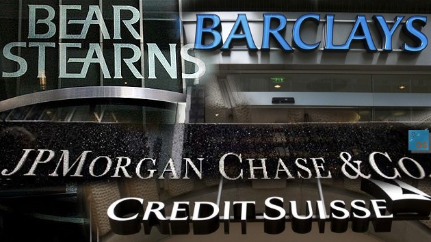 Los bancos mundiales, tras el conflicto de las Malvinas