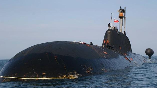 India alquila un submarino nuclear ruso clase Schuka-B