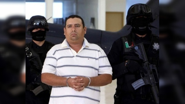 """Extraditan a EE. UU. al """"Rey de la heroína"""" de México"""