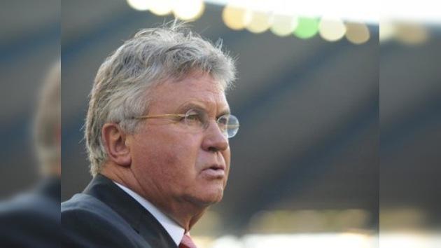 Guus Hiddink es el nuevo entrenador del Anzhí de Majachkalá