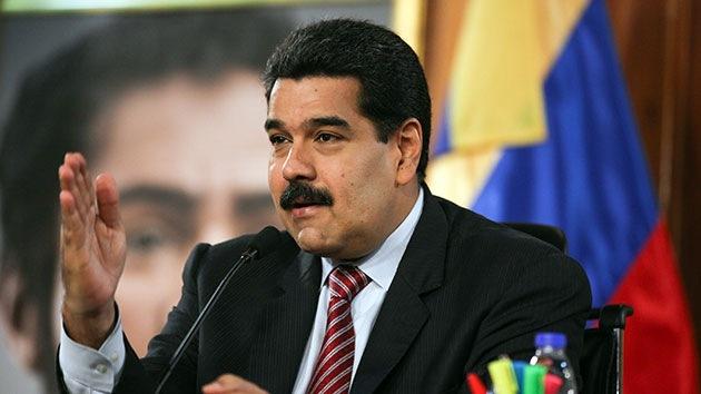 """Maduro a EE.UU.: """"No aceptamos sanciones, somos los hijos de Chávez"""""""
