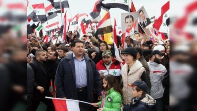 Qatar sugiere mandar tropas árabes a Siria para detener la violencia