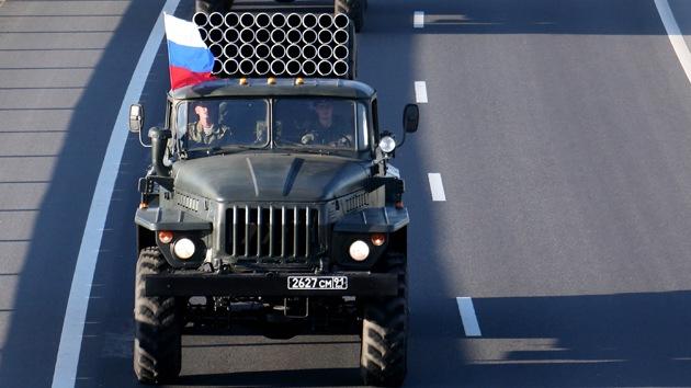 EE.UU. no tiene pruebas del suministro de lanzacohetes rusos a la milicia ucraniana