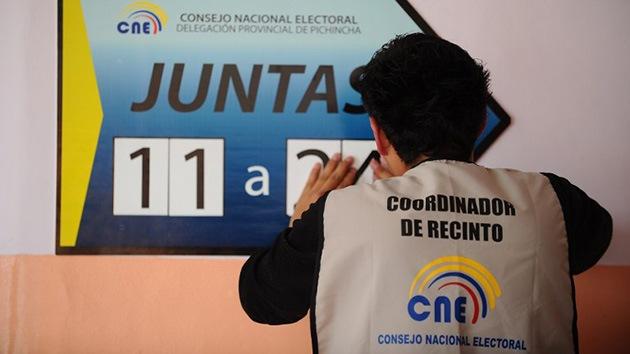 El Consejo Electoral de Ecuador detecta un ciberataque contra su sistema informático