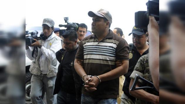 Detenido en Guatemala uno de los presuntos organizadores de la reciente masacre