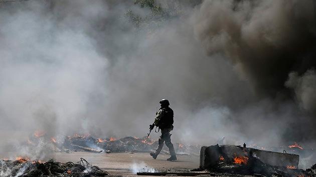 Minuto a minuto: Kiev reanuda su operación de castigo en el este