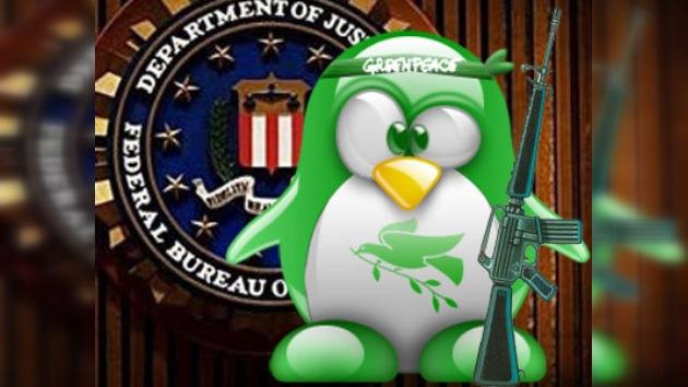 El FBI compara a los ecologistas estadounidenses con terroristas
