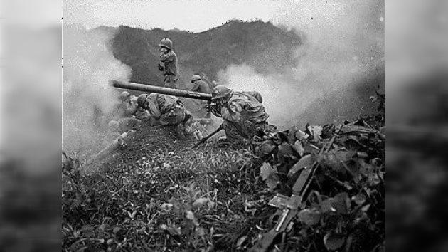 4 dólares como compensación por la muerte de un soldado en la Guerra de Corea