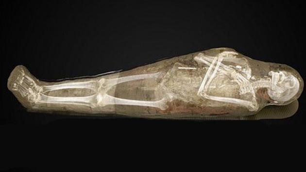 Un museo sueco permitirá a sus visitantes 'desenvolver' a momias egipcias