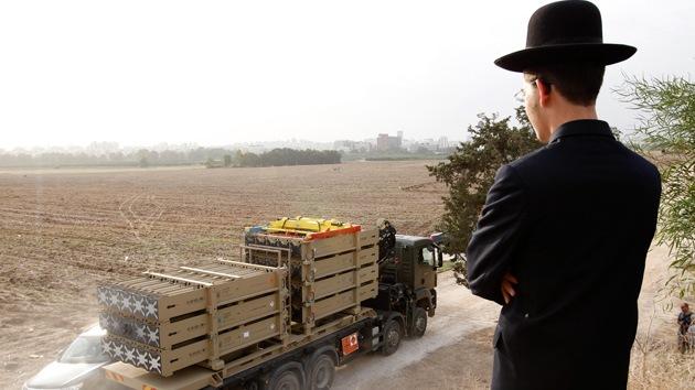 Palestinos, conejillos de indias para la floreciente industria militar israelí