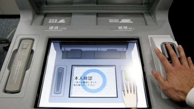 Banco en Japón cambia tarjetas por reconocimiento de venas