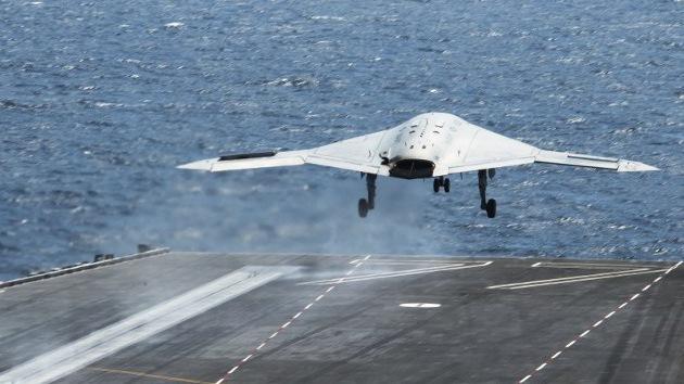 El nuevo drone de EE.UU. considerado un avance de 2013