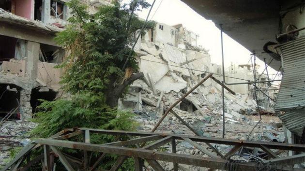 Video, fotos: Explosión en la ciudad siria de Homs deja decenas de muertos y heridos