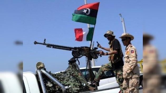 El Gobierno libio denuncia que los bombardeos de la OTAN han causado 718 víctimas civiles