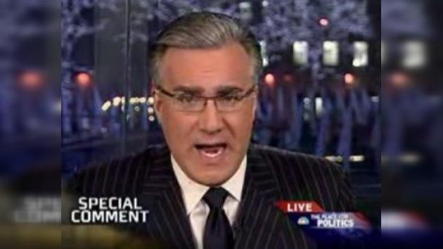 Suspenden a un presentador de TV por donar dinero a candidatos demócratas