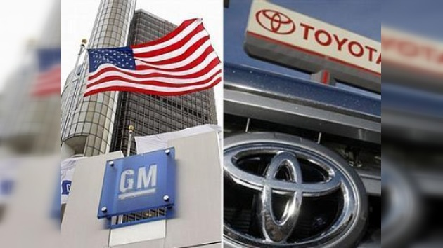 Toyota y GM llaman a revisión a otros 2,6 millones de coches