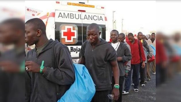 El número de inmigrantes no comunitarios en España cae un 6,5%