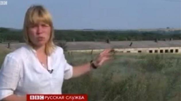 BBC elimina un reportaje del MH17 que no se ajusta a la 'versión occidental'