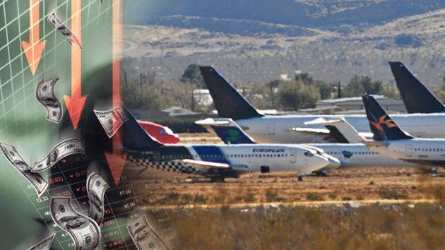 El sector aéreo sube su previsión de pérdidas por la crisis del euro