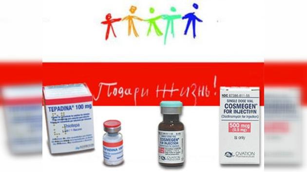 Incautados fármacos para niños que padecen cáncer, en la frontera rusa