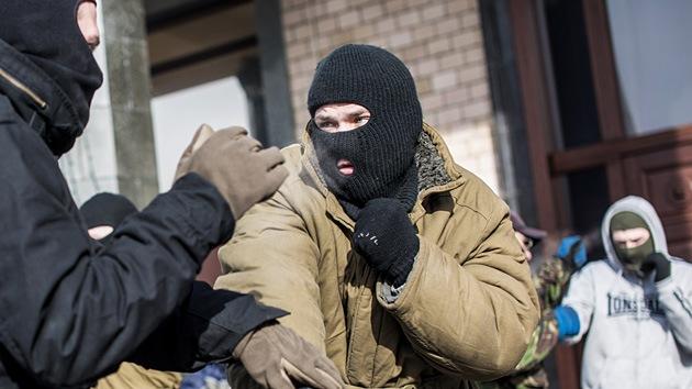 """""""La OTAN recurre a empresas privadas para entrenar a terroristas en Ucrania"""""""