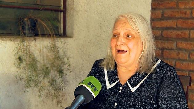 Hermana del papa Francisco: si discrepó con el Gobierno, ahora van camino de acercarse