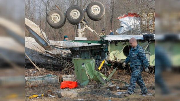 Descartan orden de aterrizaje en catástrofe polaca
