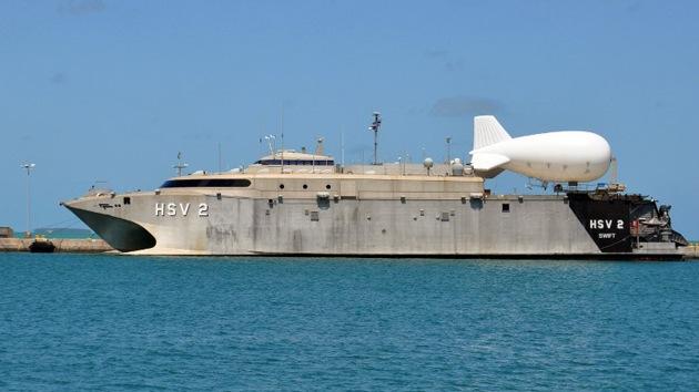 EE.UU. aumentará la vigilancia en el Caribe con drones y aerostatos