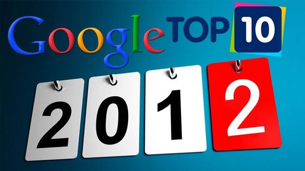 Video: ¿Qué fue lo más buscado en Google en 2012?