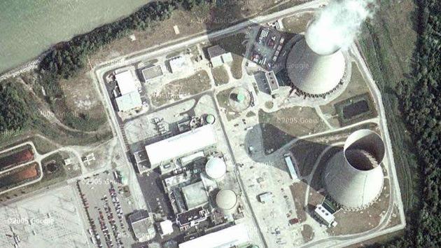Fallo de seguridad: hallan dos peces en una central nuclear de EE.UU.