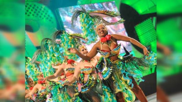 En el Carnaval de Las Palmas de Gran Canaria eligen a la nueva Reina 2010
