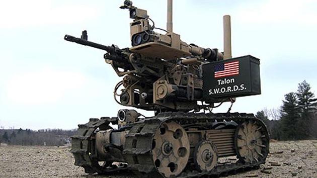 Robots de guerra se incorporarán al Ejército de EE.UU. en cinco años
