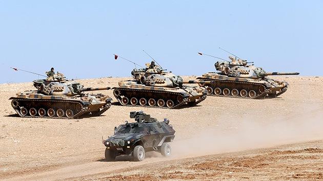 Turquía pide a EE.UU. que ataque a Assad a cambio de su apoyo contra el Estado Islámico