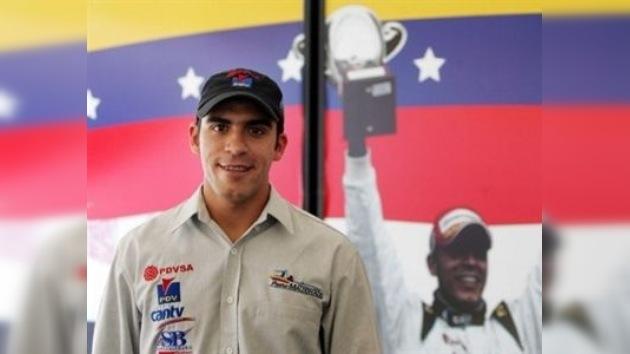 Pastor Maldonado recibirá una ayuda importante del gobierno venezolano