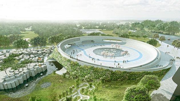 Zootopía, el zoo futurista sin jaulas