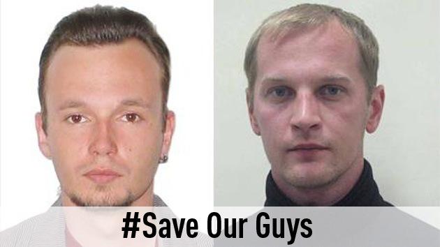 """El canal de los periodistas acusados por Kiev de espías al mundo: """"Ayúdennos a liberarlos"""""""